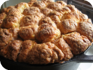 monkey bread in a dutch oven