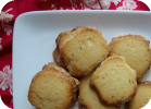 i'm back! also, here are some rosemary lemon cookies